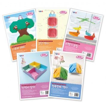 어린이3급-나무와 매미, 2단 액자, 비행기 모빌, 칸막이 상자, 정육면체 액자
